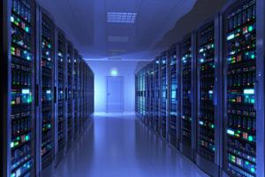 Serverraum ldc Rechenzentrum Koeln