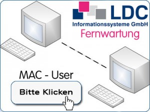 Fernwartungstool für Mac-User